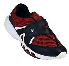 Zeko Lightweight Fishing, Boating, Outdoor and Athletic Drainable Crimson Shoe