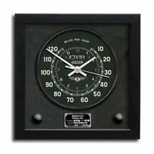 Chronos Speedometer Wall Clock Bentley Speed Six