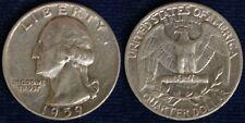 STATI UNITI/USA QUARTER DOLLAR  Dollaro $ WASHINGTON 1959 ARGENTO/SILVER #5677