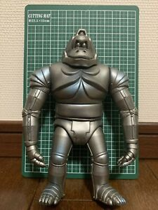 Mechani Kong Soft Vinyl Figure 1991 King Kong's Counterattack Godzilla BANDAI