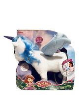 Disney Junior Sofia The First Magic Sparkle Skye Unicorn Lights & Sounds!  NEW