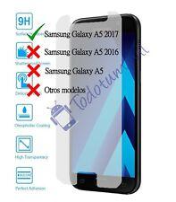 Protection Ecran Verre Trempé Verre 9H pour Samsung Galaxy A5 2017