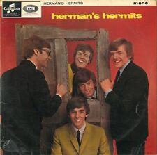 HERMAN'S HERMITS Herman's Hermits Vinyl Record LP Columbia 33SX 1727 1965 1st