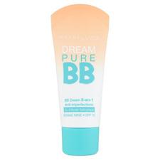 Gemey-Maybelline - Dream Pure BB Cream - BB crème liquide  - bonne mine 8 e