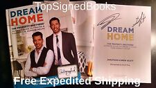 SIGNED The Property Brothers Jonathan & Drew Scott DREAM HOME Book autographed