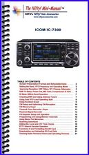IC-7300 Nifty! Quick Reference Guide for the Icom IC-7300