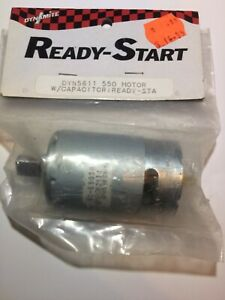 Dynamite RC Ready Start 550 Motor With Capacitor DYN5611
