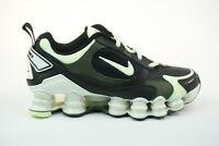 Nike Shox TL Nova Black Barely Volt Shoes Sneakers AT8046-001 Women's 6