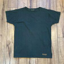 Abercrombie Sun Wind Surf Green Vintage 90s T SHIRT Men's Size Small 100% Cotton