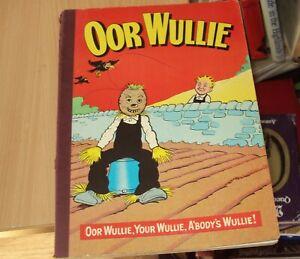 OOR WULLIE 1974 -   DC THOMSON - DUDLEY WATKINS