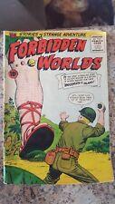 American Comics Ogden Whitney Forbidden Worlds very rare 1956 no 47 october