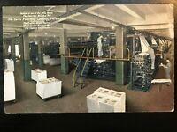 Vintage Postcard>1915-1930>Press Room>Saturday Evening Post>Philadelphia>Pa.