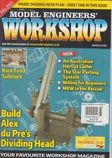 Model Engineers' Workshop March 2018 No. 265 Rack Feed Tailstock