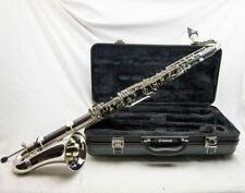 YCL-221 II Yamaha Bass Clarinet Student Model, Near Mint!