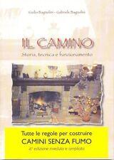 Libro Manuale per la Tecnica x come Costruire un Camino senza il Fumo su in Casa