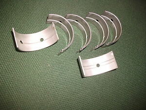 MG MIDGET OR SPRITE 1275 A SERIES UPRATED MAIN BEARINGS LEAD COPPER STD SIZE