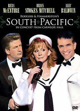 South Pacific - In Concert From Carnegie Hall (DVD, 2006) Reba And Alex