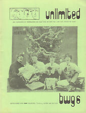 BEATLES UNLIMITED BWG 1977 nr. 06 - DUTCH MAGAZINE FOR FANS