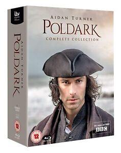POLDARK in DVD in ITALIANO - 5 STAGIONI - COLLEZIONE ORIGINALE
