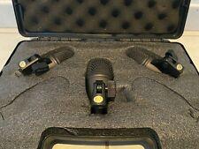 Superlux Drk-F3 Drum Mic Kit (2 Ft-4 Tom Mic, 1 Fk-2 Kick Mic)