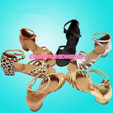 USA Hot Children / Women Latin Dance Shoes /Ballroom Dance / Tango Dance Shoes