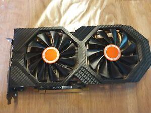 XFX RX 580 Grafikkarte/ GPU, Gaming/ Mining, BTC/ ETH, RIG
