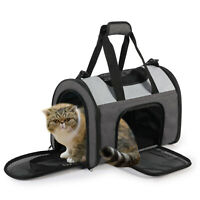 JESPET Soft Pet Carrier for Small Dogs, Cats, Puppies, Kittens,Airline Approved