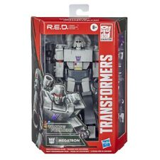 Transformers R.E.D. [Robot Enhanced Design] G1 Megatron ( In Hand )