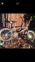 1993 Robinson Racing Bmx SST Vintage Old mid school Bmx Used Bicycle
