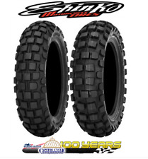 Motorcycle Front And Rear Tire Sets For Sale Ebay