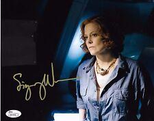 Sigourney Weaver Avatar Autographed Signed 8x10 Photo JSA COA #10