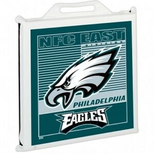 TWO (2) PHILADELPHIA EAGLES SEAT CUSHIONS FROM WINCRAFT