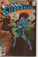 SUPERMAN 339 SEPT 1979 GOOD PLUS