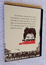 DOG DAY AFTERNOON - STARRING: AL PACINO – DVD, R-1, LIKE NEW, FREE POST AUS-WIDE