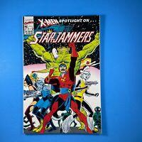 X-Men Spotlight on Starjammers #1 Marvel Comics 1990 Dave Cockrum 48pgs Prestige