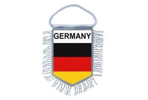 Wimpel fussballwimpel mini flagge fahne flaggen miniflagge deutschland