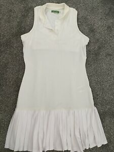 Ladies FRED PERRY Short Tennis Dress Size 8