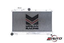 MEGAN 2 Row Aluminum Radiator for Subaru WRX STi 08-14 Manual Tranny +1.1bar Cap