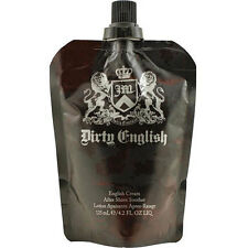DIRTY ENGLISH JUICY COUTURE FOR MEN - 4.2 OZ AFTER SHAVE SOOTHER (BALM) - NO BOX
