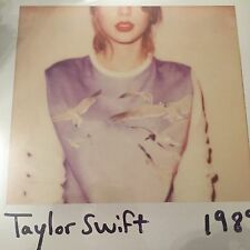 Taylor Swift '1989' 2 x 180g VINYL LP - NEW AND SEALED