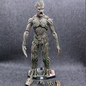 NEW Guardians of The Galaxy Groot Tree Man Avengers Toys 40cm Box Action Figure