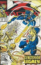 Marvel X-Factor comic issue 83