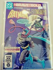 BATMAN BRAVE AND THE BOLD 177 VF+ DC PA2-242