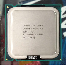 Intel Core 2 Duo E8600 Processor 3.33GHz 6MB 1333MHz Socket775 CPU