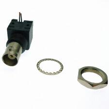 2x BNC bayonet PCB Chassis Socket