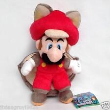 "Super Mario Bros. U Character Flying Squirrel Mario Plush Toy Soft Doll 9"""