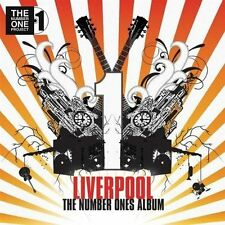 Liverpool - The Number Ones Album Various Artists Audio CD
