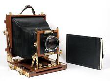 Zone VI 8X10 camera with Fuji 300mm F5.6 lens + holder K.B. Canham ground glass