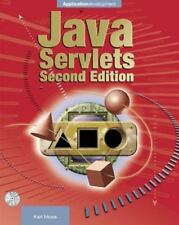 Java Servlets (Enterprise Computing) Moss, Karl Paperback Used - Very Good