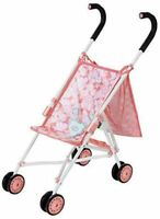 Zapf Creation 703922 Baby Annabell Active Stroller with Bag